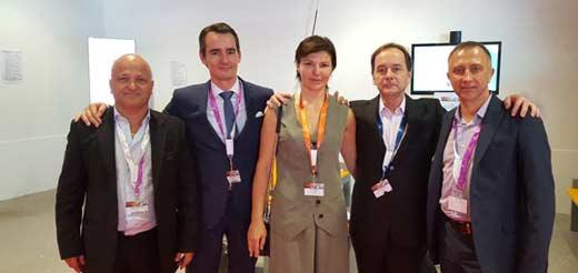 Съезд пластических хирургов в Каннах