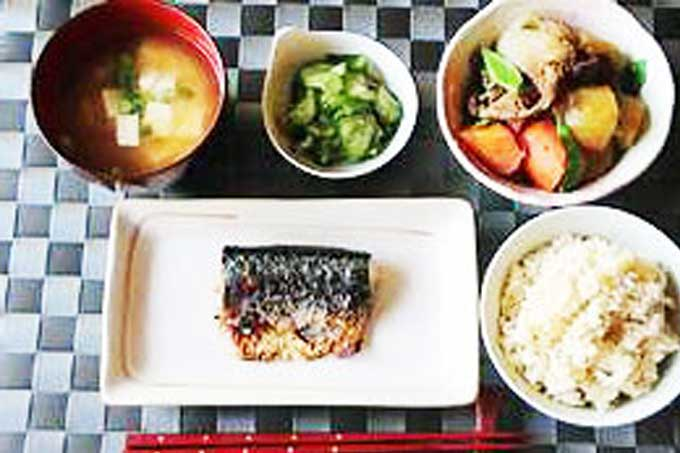 Пищевые характеристики японской диеты