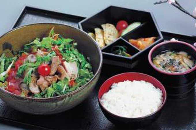 повседневная диета японцев