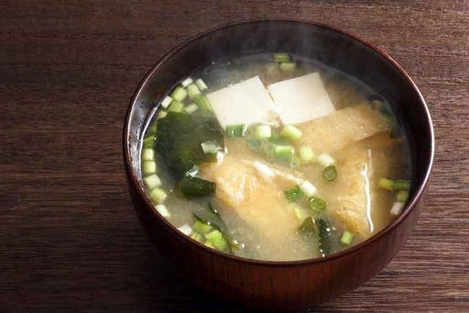 традиционная японская диета в наше время